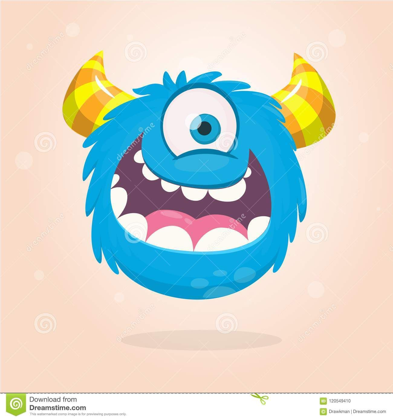 Monster Picture Cartoon