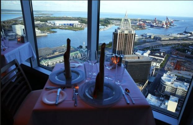 Dauphins Restaurant In Mobile Alabama Voted Top 100 Most
