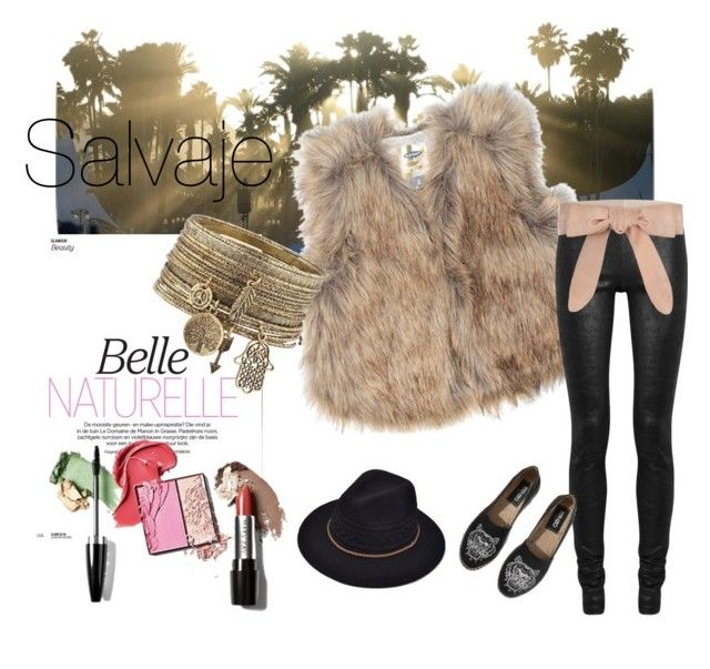 """""""salvaje"""" by solpaulins on Polyvore featuring Old Navy, Rick Owens and Zimmermann"""