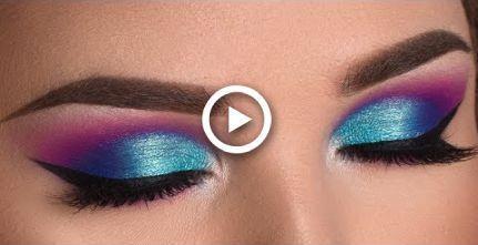 Colorful Summer Smokey Eye Makeup Tutorial  Jaclyn Hill x Morphe Palette  Ma Colorful Summer Smokey Eye Makeup Tutorial  Jaclyn Hill x Morphe Palette  Ma