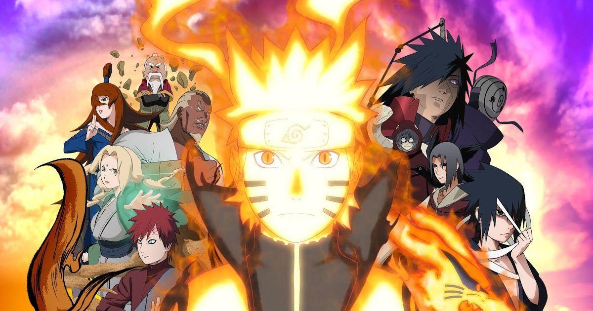 10++ Wallpaper Keren Anime Naruto 3d di 2020