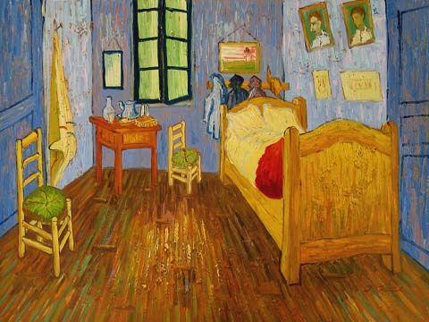 Stunning Vincent Van Gogh The Bedroom Photos - Colorecom.com ...