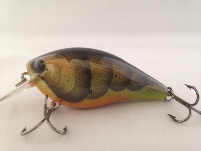 Details about Custom painted crankbaits, 2 Banana Deep Diver lures