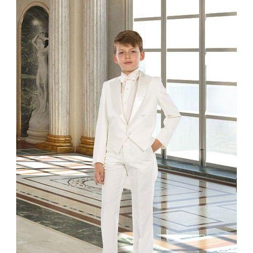 127 2 Tugi Erkek Cocuk Takim Elbise Frak Beyaz 812 Takim Elbise Elbise Kiyafet