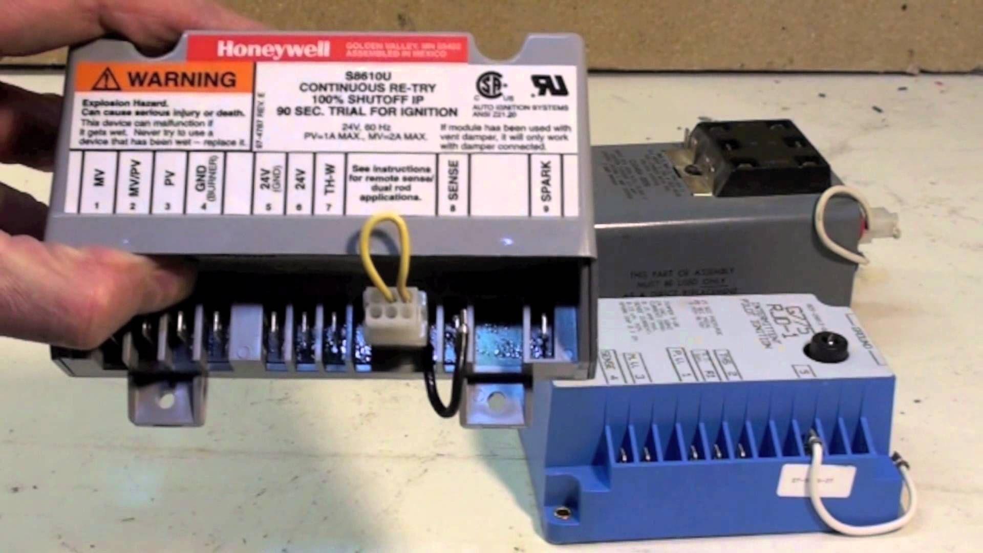 Maxresdefault For Honeywell S8610u Wiring Diagram