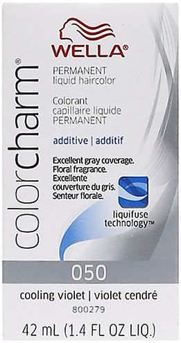 Wella Additive : wella, additive, Wella, Color, Charm, Cooling, Violet, Liquid, Permanent, Additive, Charm,, Color,