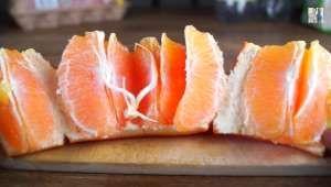 Life Hack: Fastest way to peel an orange - Rumble
