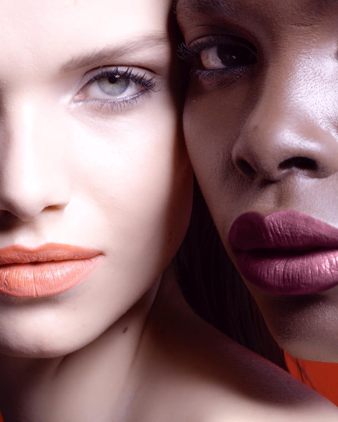 Photo of Lip color satin matte