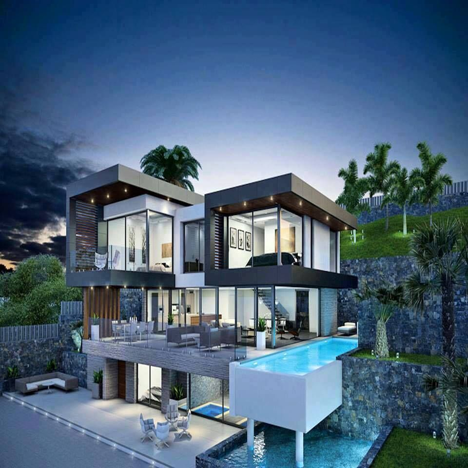 Homes In 3D Designs That Attract You To Them   Design Architecture And Art  Worldwide