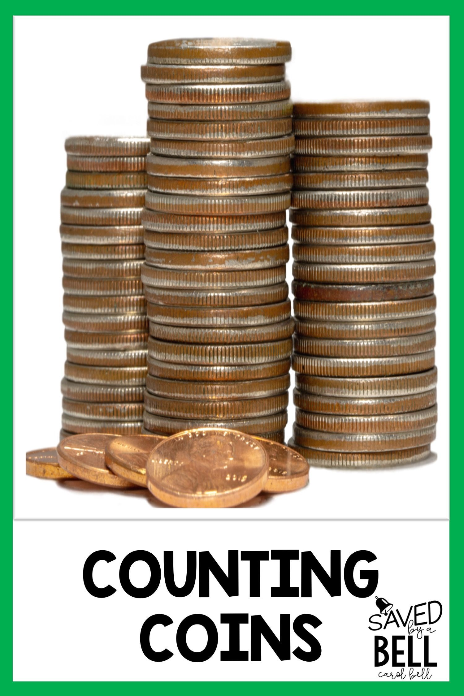 Counting Money Task Cards Counting Coins Distance Learning