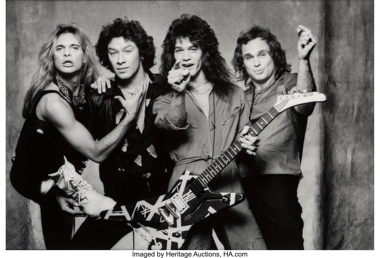 Van Halen 1979 Van Halen Eddie Van Halen Rock And Roll
