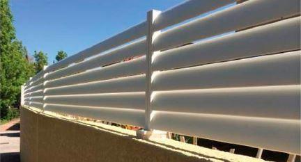 Pannelli frangivista alluminio prezzi