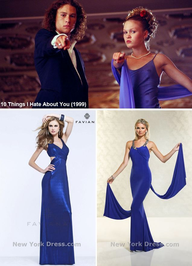 Newyorkdress Blog Prom Movie Match 10 Things I Hate About You