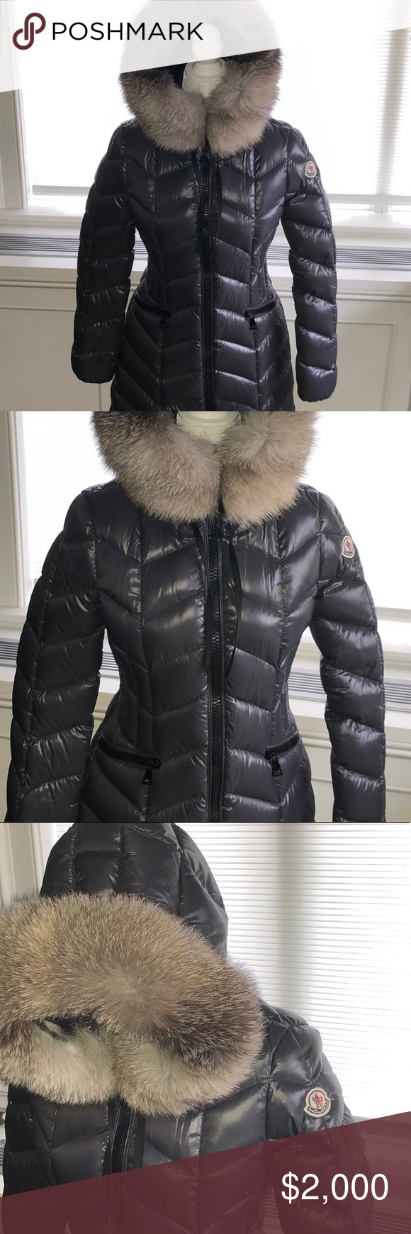 Moncler Long Down Jacket🌪 Jackets, Down jacket, Clothes