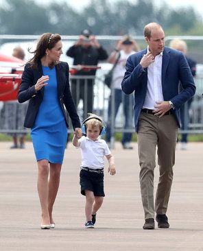 03551a2aa4b5 Prince George steals the show at Air Show event