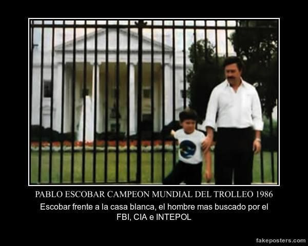 Pablo Escobar Frases Pablo Escobar Escobar Pablo