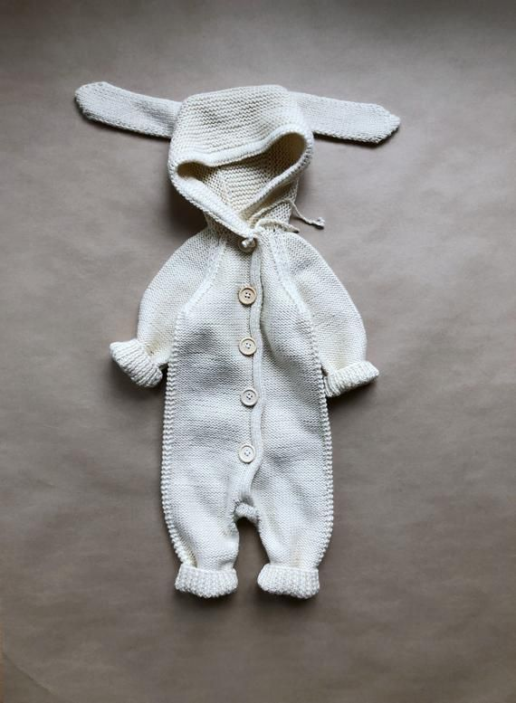 d19af9a8a0666 Wool Winter Knit Newborn Baby Clothes Boy Coming Home Outfit White ...