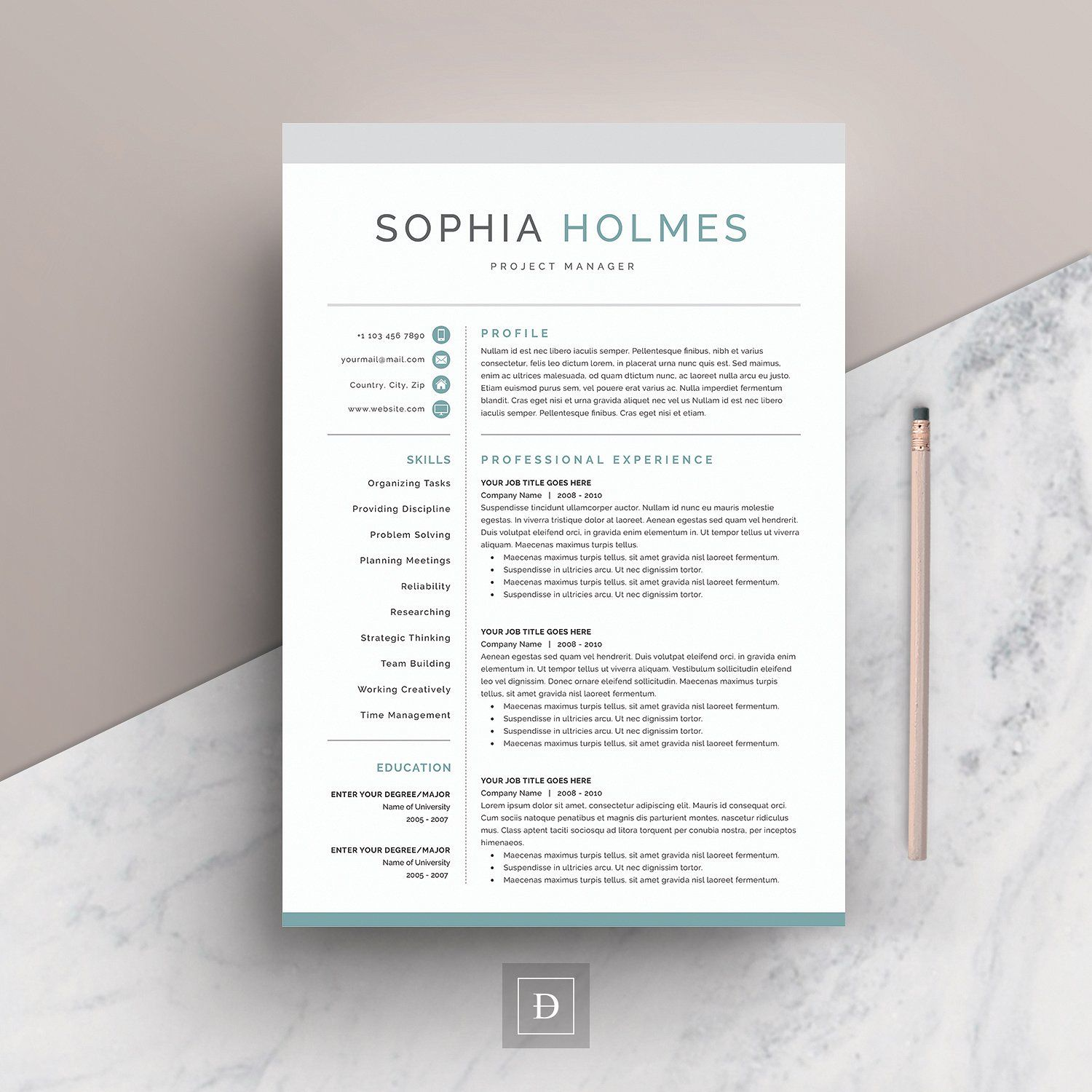 38++ Simple cover sheet for resume Resume Examples