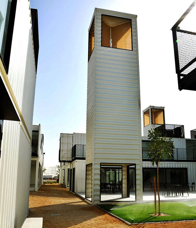 Hai D3 Buroscontainer Haus Container Haus Shipping Container