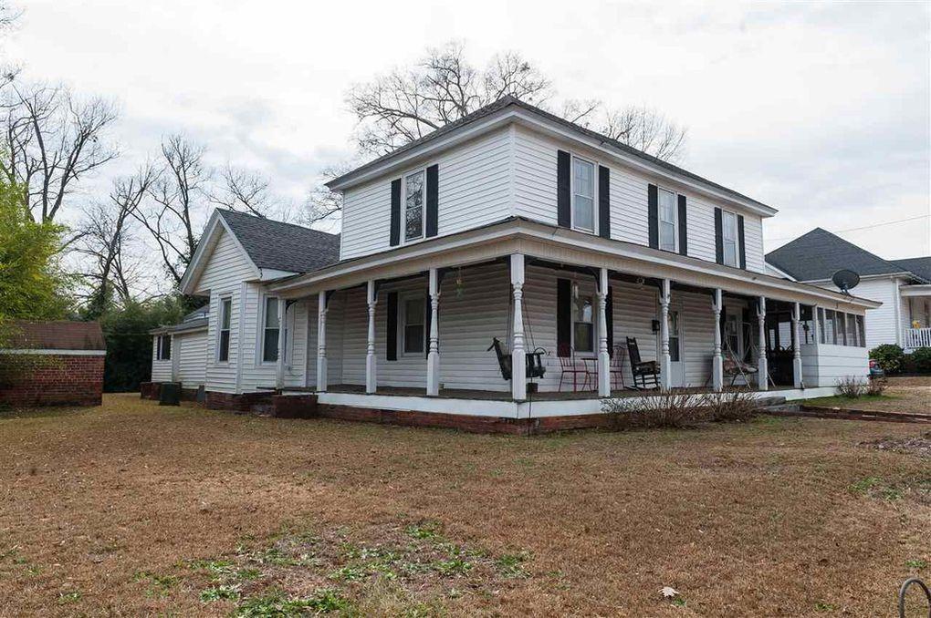 139 E Georgia E Woodruff Sc 29388 House Styles Mansions House