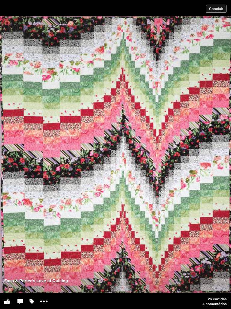 Pin by Delline Sides on Bargello | Pinterest | Bargello quilts and ...