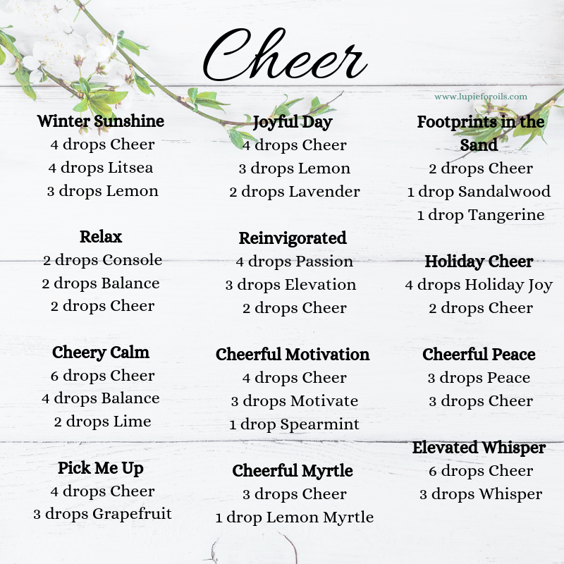 40++ Uplifting essential oil blend inspirations