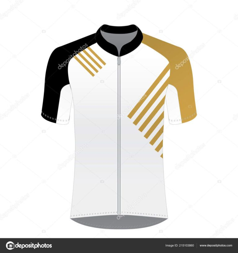 Download Cycling Jersey Mockup Shirt Sport Design Template Road With Blank Cycling Jersey Template In 2020 Cycling Jersey Design Sports Design Jersey Design