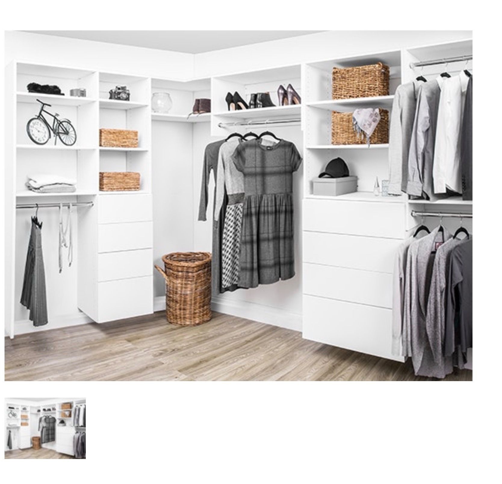 Pin by Sharon Vorrath on Bedrooms / Closets Modular