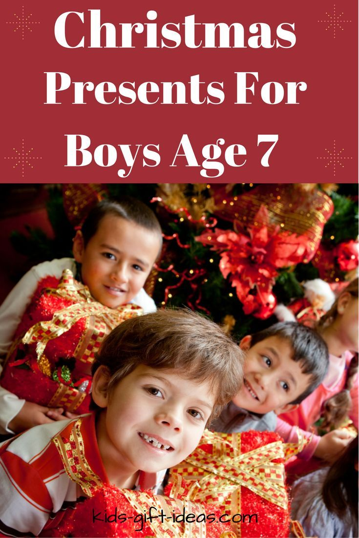 great gifts for 7 year old boys birthdays christmas kids gift