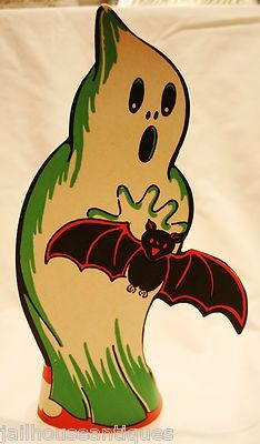 vintage halloween ghost - Google Search | Vintage Halloween ...