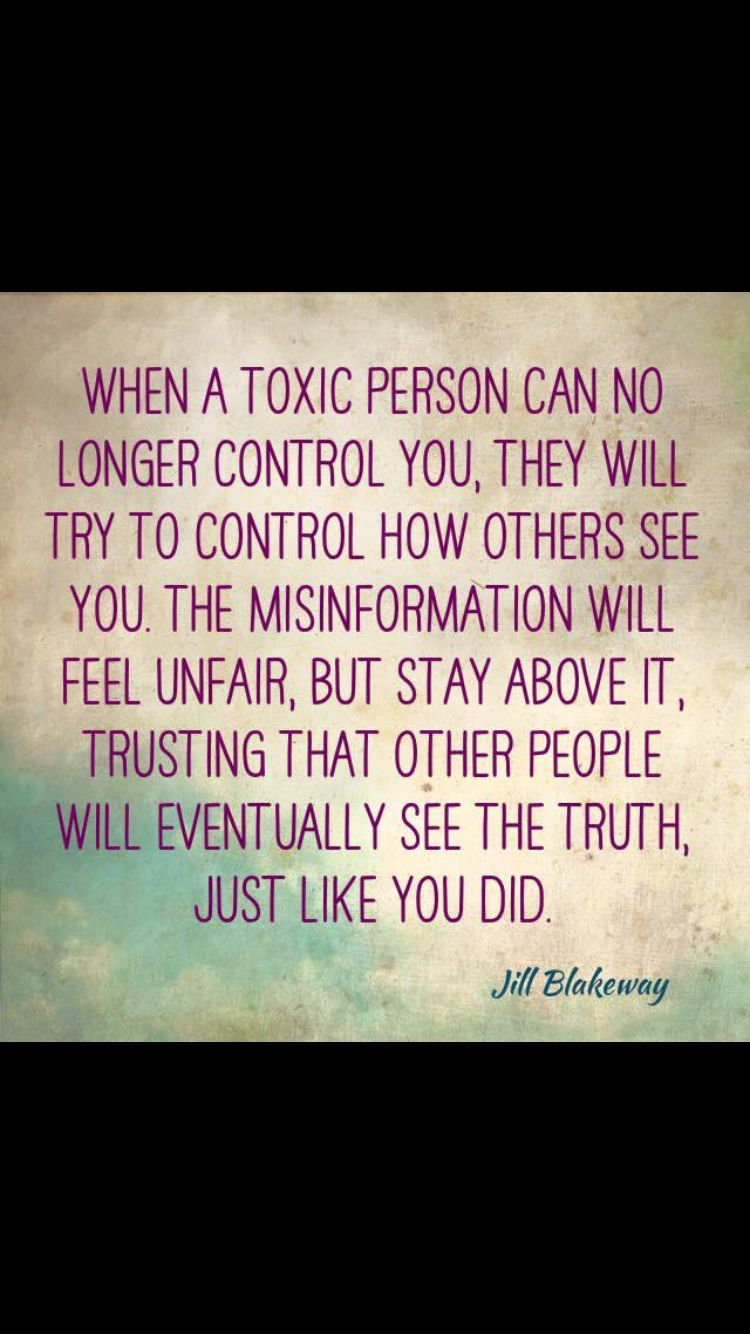 Jill Blakeway Nailed It With This Quote About Toxic People