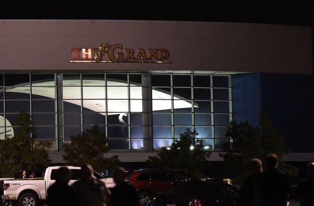 Teacher inside La. movie theater hailed as hero