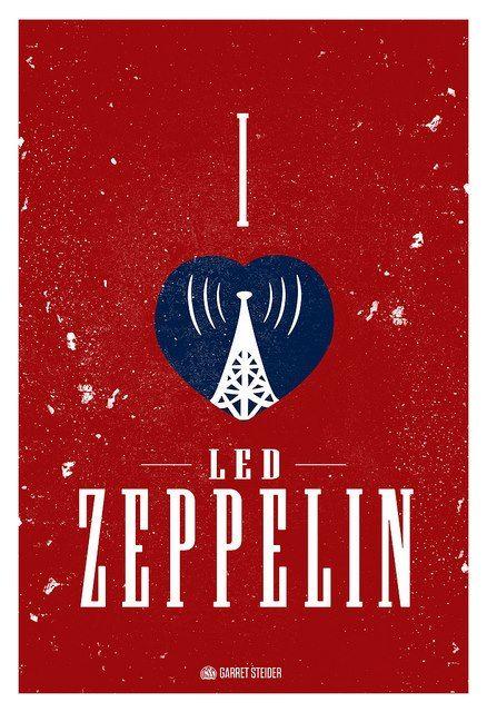 LED ZEPPELIN poster artwork. #music #ledzeppelin #posterart http://www.pinterest.com/TheHitman14/led-zeppelin-%2B/