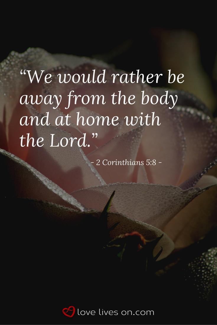 100+ Bible Verses For Funerals | biblical truths & art