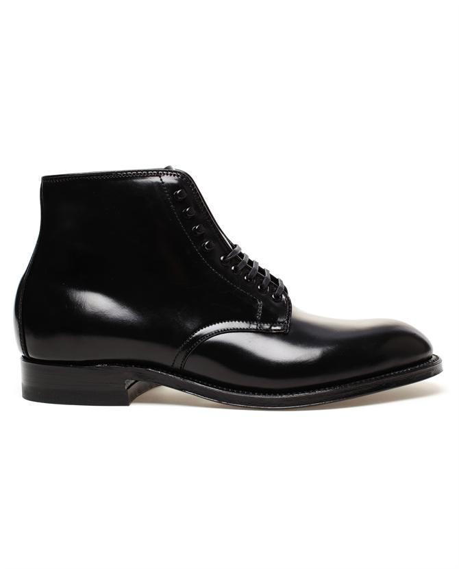 Alden Leather Lace Up Cordovan Boots 1113 28 Mens Designer Shoes Dress Shoes Men Mens Casual Shoes