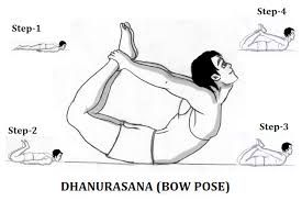 yogasan for pcod and hormonal imbalance  yoga poses bow