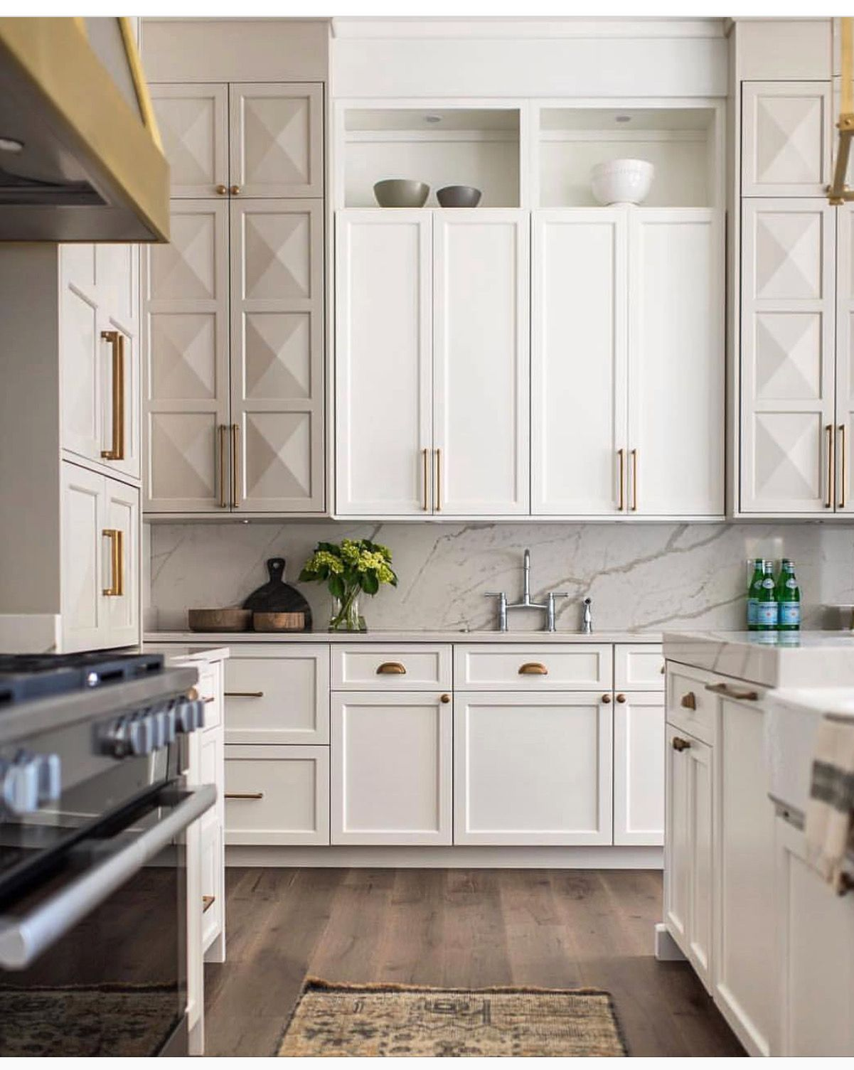 Open Cabinet Cubbies Above Kitchens In 2019 Kitchen Cabinet
