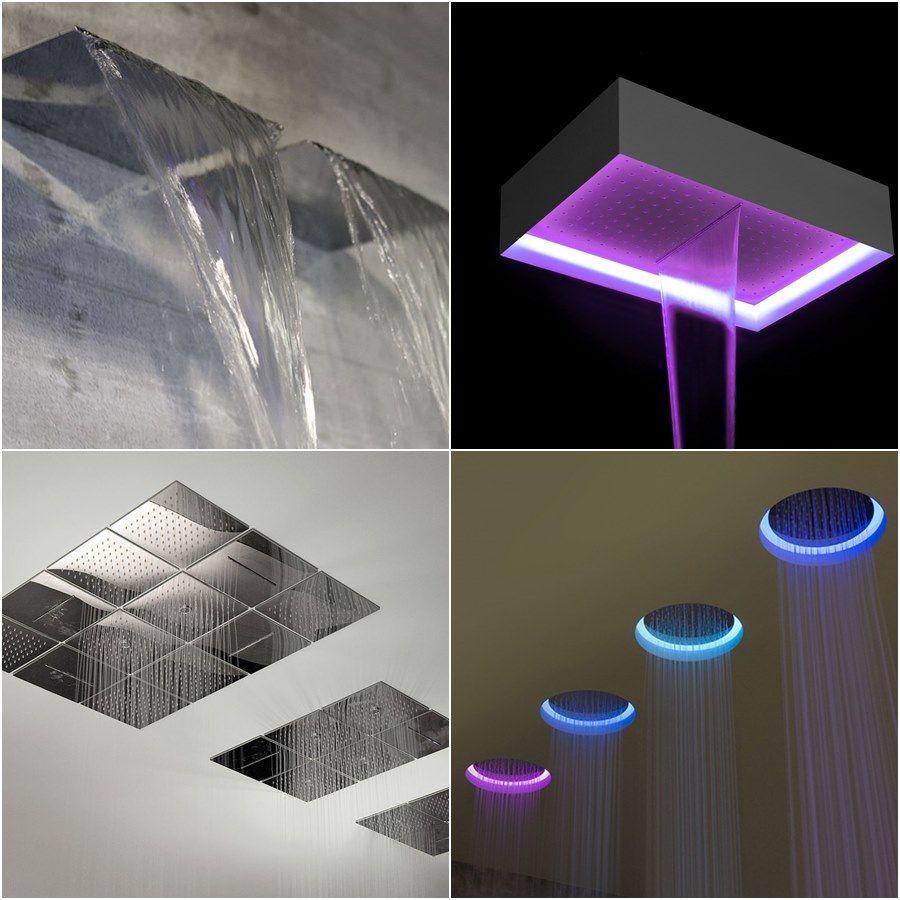 Duchas modernas diseño - Tono Bagno - Barcelona | Grifería ...