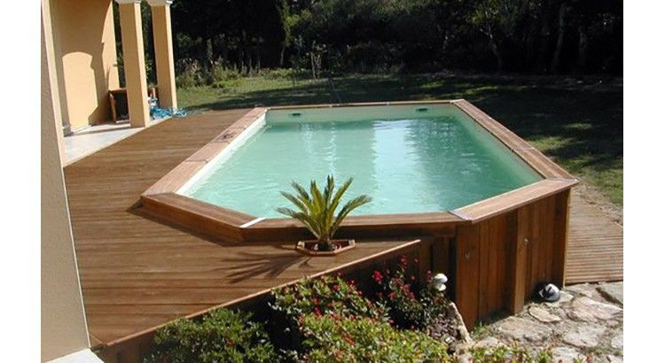 Top 35 des plus belles piscines hors sol rep r es sur Habillage piscine hors sol