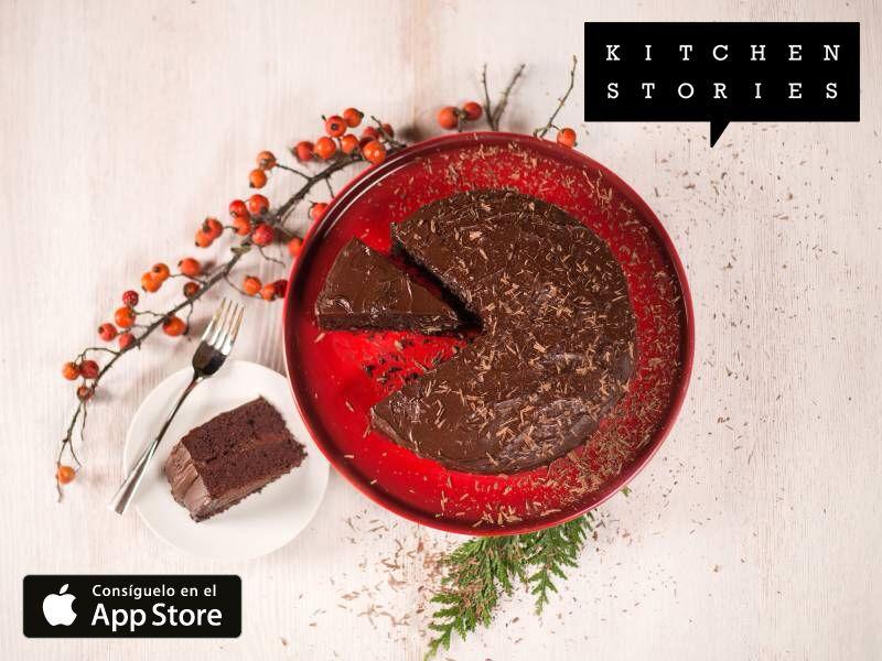 Estoy cocinando Pastel del Diablo con KitchenStories. ¡Está realmente delicioso! Consigue la receta ahora: http://getks.io/es/5048