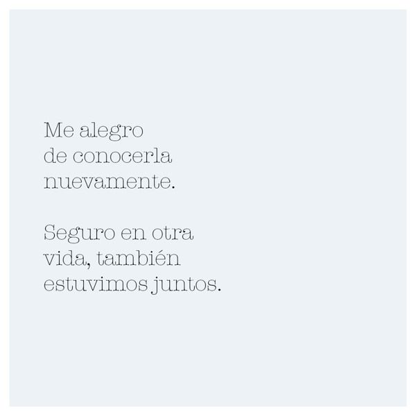Textos by Germán González, via Behance
