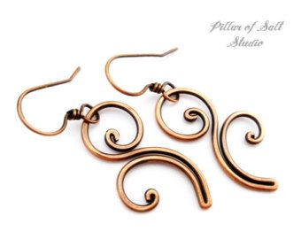 Pin von Margit Schüßler auf Wirework Ohrringe | Pinterest ...