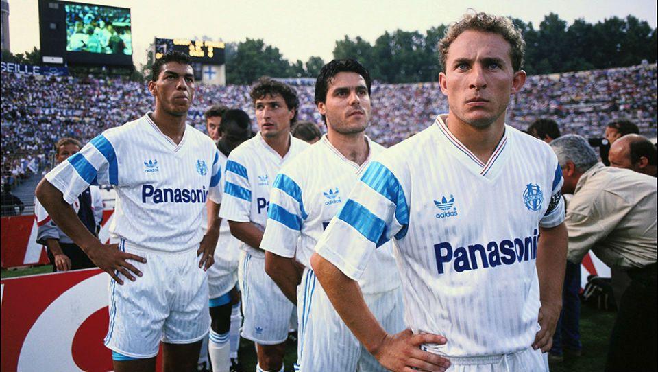 Todos Os Astros Que Transformaram O Melhor Olympique De Marseille