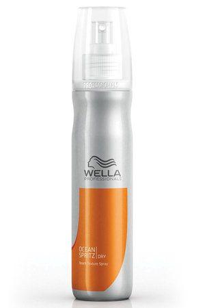 Wella Professionals Dry Ocean Spritz Beach Texture Spray Sea Salt Spray Beach Spray Texturizing Spray