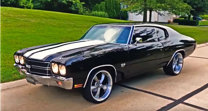 Super Clean 1970 Chevrolet Chevelle SS Custom | HOT CARS