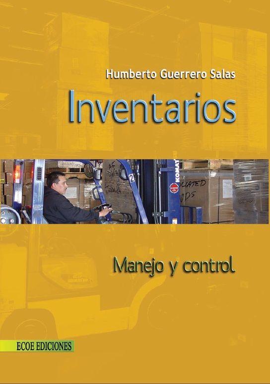 descargar libro inventarios manejo y control humberto guerrero salas pdf
