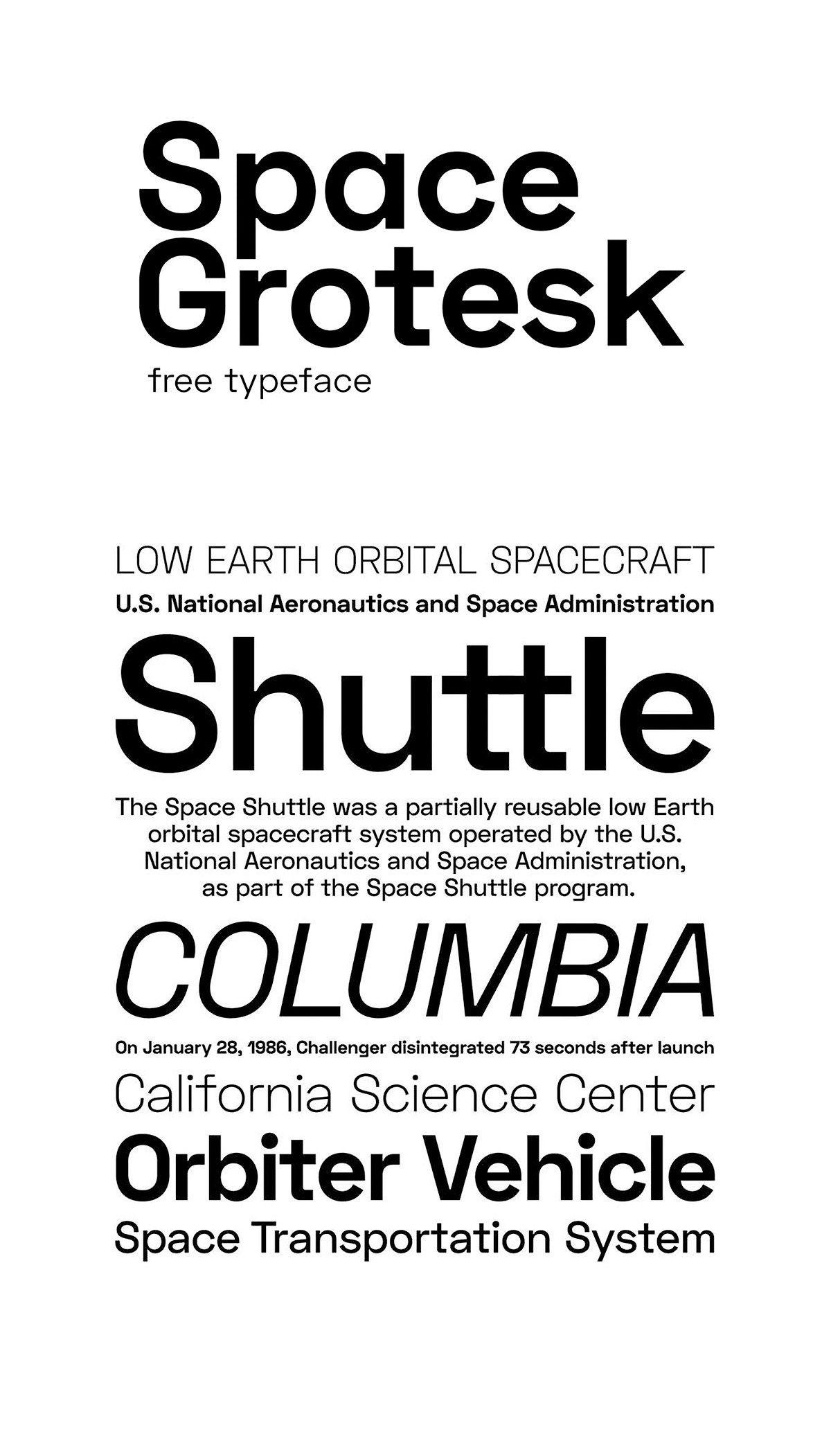 Space Grotesk Free Sans Serif Font Sans Serif Fonts Free Fonts Sans Serif Serif Fonts