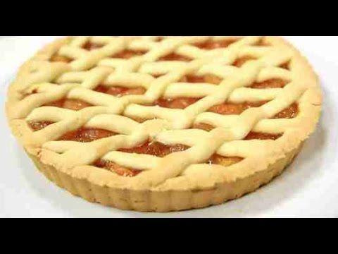طريقة عمل الباستا فلورا Baking Desserts Food