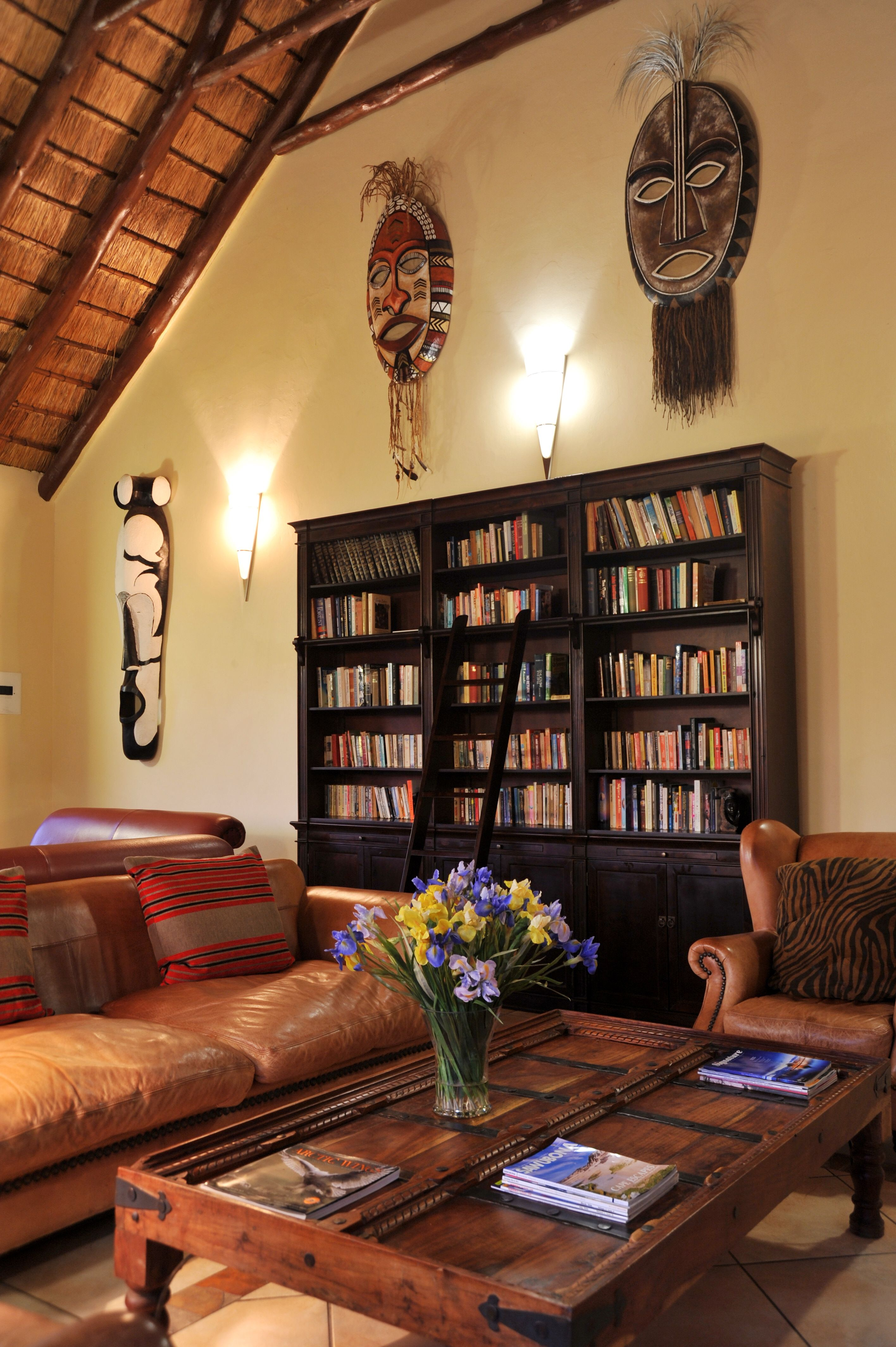 Zulu Nyala Game Lodge African home decor