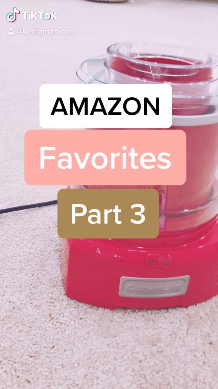 Amazon favorites!